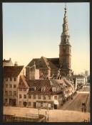 Kopenhagen - Erlöserkirche