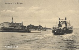 Kronborg - Fähre