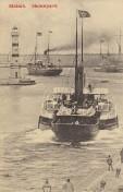 Malmoe - Hafen