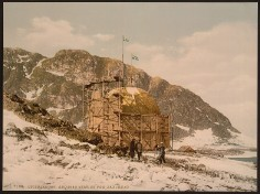 Spitzbergen - Andrees-Station