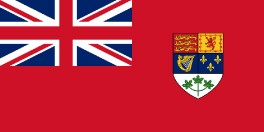 Kanada - Red-Ensign