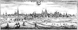 Wismar - Merian 1640