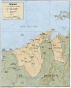 Landkarten A-G