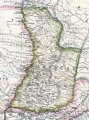 Landkarten M-T