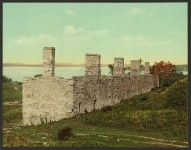 Fort Frederick - Ruine