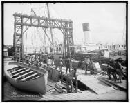 New Orleans - Docks