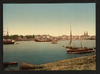 Bordeaux - Hafen