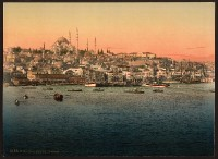 Konstantinopel - Ansicht