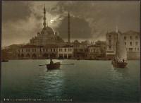 Konstantinopel - Moschee