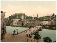 Salzburg - Stadtbrücke
