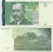 Estland - 25 Kronen
