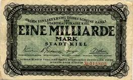 Kiel - 1 Milliarde