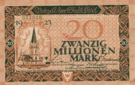 Kiel - 20 Millionen