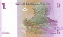 Kongo - 1 Cent