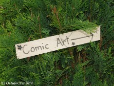 Comic  Art - 9555
