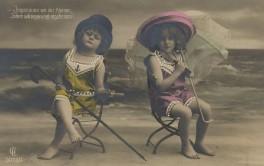 Alte Postkarte - 3750
