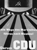CDU - Wahlplakat
