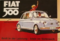 Plakate - Werbung