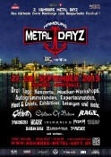 Hamburg Metal Dayz 2013