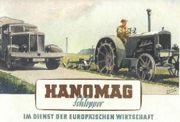 Hanomag Schlepper 1944