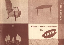 Ikea - Katalog 1954