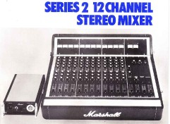 Marshall Series 2 Mixer