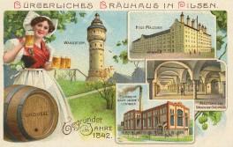 Pilsen - Brauhaus