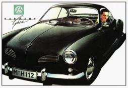VW Karmann Ghia 01