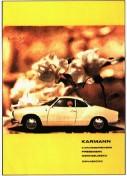 VW Karmann Ghia - 410