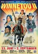 Winnetou II - Plakat