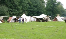 Wikinger-Zelte I