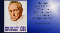 Ego - Adenauer