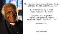 Kirchen - Erzbischof Tutu