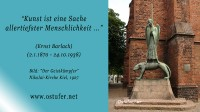 Kunst - Barlach