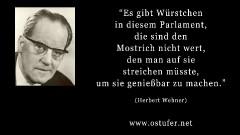 Bundestag - Wehner