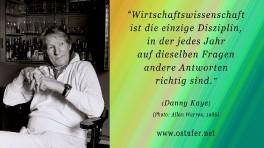 Wirtschaftswissenschaften - Kaye