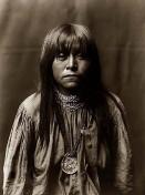 Apache-Maedchen