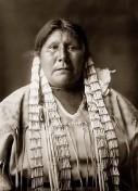 Arikara-Frau
