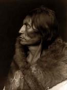 Assiniboin-Krieger
