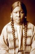 Cheyenne-Mädchen 3