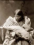 Cheyenne-Mutter