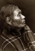 Chinook-Indianerin