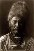 Indianer-Fellmuetze