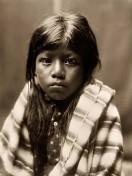 Indianer-Kind
