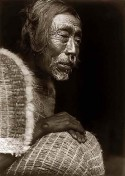 Kwakiutl-Indianer