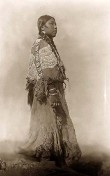 Wishham-Indianerin