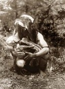Indianer-Mumie