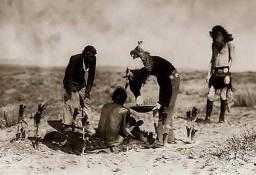 Navajo-Schamane