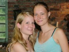 Jessica & Christina