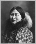 Eskimo-Frau
